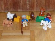 Lego Duplo Tierbabys auf dem