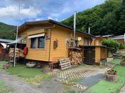 Sonderpreis Blockhütte auf dem Wiedhof
