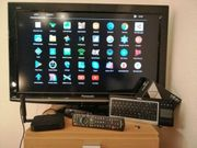 Panasonic TX-L32S10E LCD Minix X8