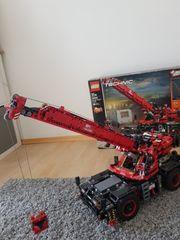 Lego Technik Kran 42082 Top