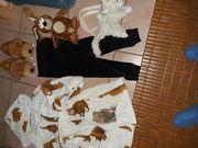 Kinder schpielzeug und Kleidung