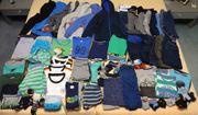 Kleiderpaket Jungen Gr 122-128 Frühjahr