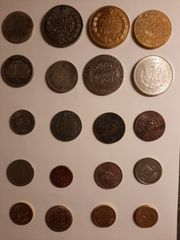 Münzen Arabische