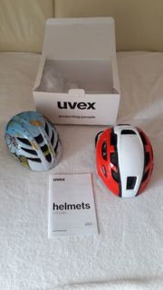 UVEX Helm für Kinder neuwertig