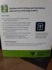 Überwachungskamera zu Verkaufen Smarthome