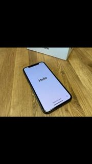 apple iPhone X 64gb top