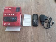 Senioren Handy von Swisstone