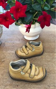 Halbschuhe Sneaker Gr 23 Naturino