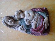 Andachtsbild Maria mit dem Kind
