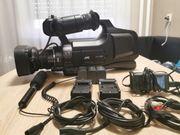 JVC-HM70E Video Kamera