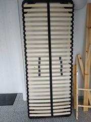 Lattenrost Rahmen Gästebett 200cm x