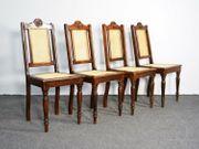 4 Stühle Gründerzeit Stuhl Sessel