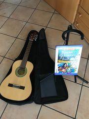 Voggys Kindergitarre Kindergitarren-Set
