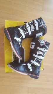 Motocross Stiefel Junior
