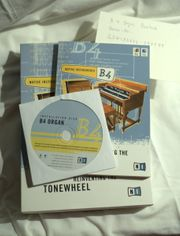 Tonewheel B4 und Update Version