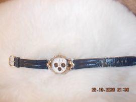 Uhren - Seiko Chronograph 7T32-6G90 5Bar