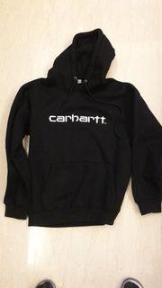 carhartt kaputzen pulli hoodie schwarz