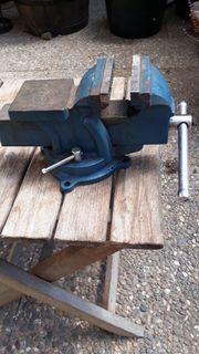 Drehbarer Schraubstock Backenbreite 100 mm