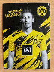 Autogramm Thorgan Hazard