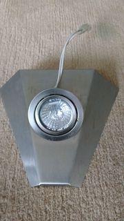 Küchenbeleuchtung Edelstahl 7 Stück 7