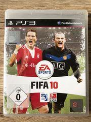PlayStation Spiel FIFA 10 PS3