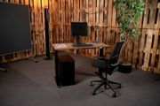 Bürotisch Schreibtisch Tisch Steelcase Migration