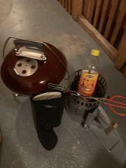 Weber Tisch-Grill-Set für unterwegs
