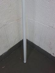 Gardinenstange weiß 2 40m