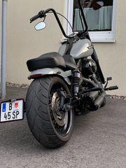 Harley streetbob