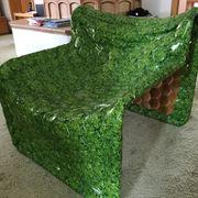 Sessel für den Fussballfan