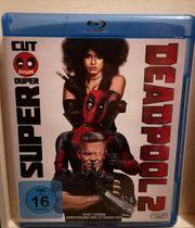 Bluray Deadpool 2 Super Duper
