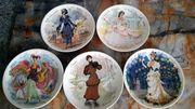 Französisches Limoges Porzellan