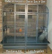 Papageienkäfig XXL