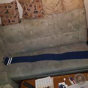 blauer Schal Preis oder Tausch