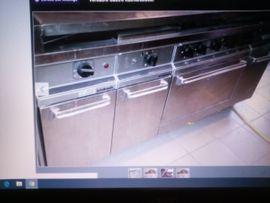 Verkaufe Gastro Küchenzeile: Kleinanzeigen aus Zwischenwasser - Rubrik Gastronomie, Ladeneinrichtung