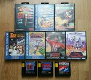 Sega Mega Drive Spiele MegaDrive