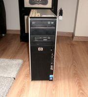 HP Z400 Workstation CPU Flüssigkühlung