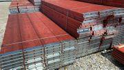357 qm Gerüst Fassadengerüst Baugerüst