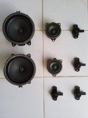Original Volvo High Performance Soundsystem -
