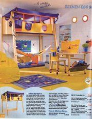 Hochbett - Etagenbett für Jugendliche Kinder