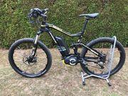 E-Mountainbike Haibike XDuro FS Pro
