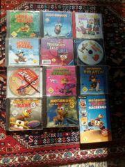 12 verschiedene Moorhuhn PC Spiele