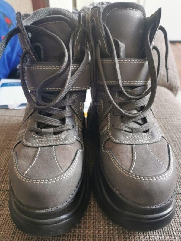 Damen Plateau Schuhe Gr 37