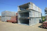 3 000m² Gerüst Fassadengerüst Rüstung