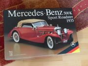 Pocher Mercedes 500 K Cabriolet