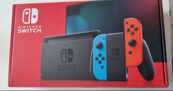 Nintendo Switch Neue Version