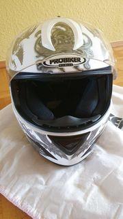 Motorradhelm Damen Probiker Phoenix Größe