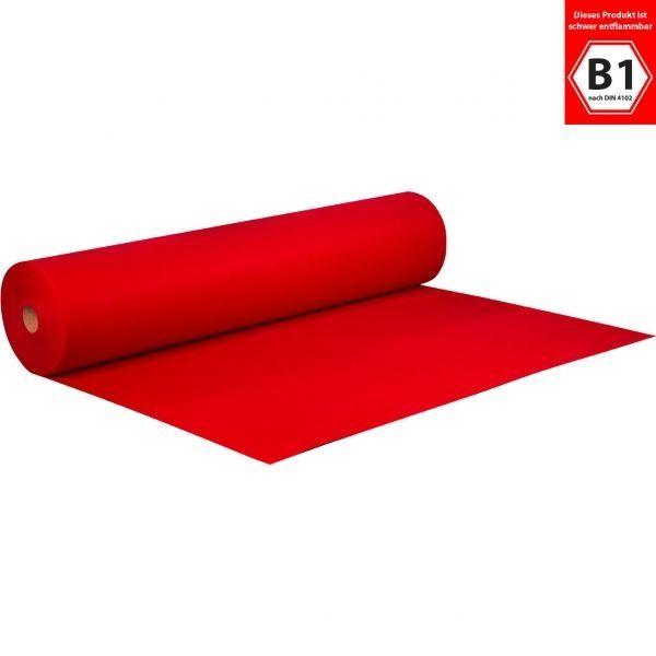 Teppich rot 2 m x