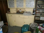 Küchenschrank 60er Jahre aus Wohnungsauflösung