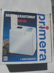 Brotbackautomat Primera